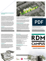 Brochure Concept House Village English