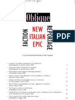 New Italian Epic, rassegna stampa