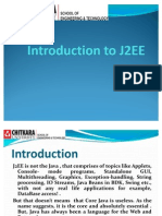 Intro to J2EE