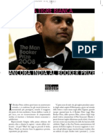 Aravind Adiga, La tigre bianca, rassegna stampa monografica