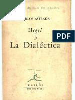 Astrada-Hegel y La Dialectic A BOOK