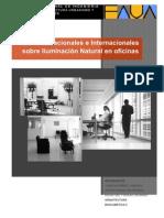 Trabajo de Investigacion - Iluminacion de Oficinas