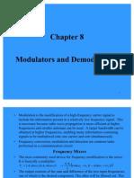 Modulation Demodulationo
