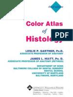 Color Atlas of Histology Gartner