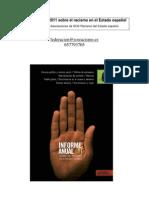 Informe racismo español 2011