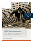 PRTM Supply Chain Trends 2010-2012