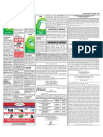Edital Eleições da AGAP-CE CL43 - DN 3-07-2011 AGAP