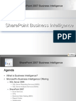SharePoint 2007 Business Intelligence