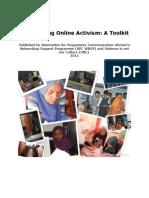 Strategising Online Activism