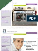 Audition Conseil Reims - Correction auditive Reims