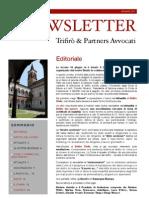 Newsletter T&P N°48