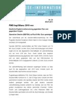 (24) FMO Bilanz 2010
