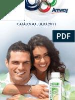 catalogo de julio 2011