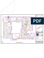 Sample Hospital Floor Plan