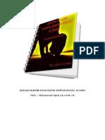 Review Percuma eBook Gendam Sejadah