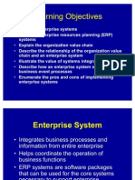 Enterprise System - AIS