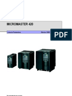 MICROMASTER 420