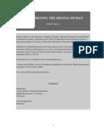Interpreting the Digital Human