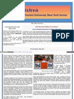 Mahavishva Newsletter