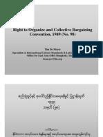 Right to Organize Bargaining