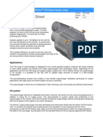 Rotrex Technical Datasheet C30 Range V4.0