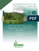 Ecosistemas Mapuches Dialogo Intercultural Para La Restauracion Ambiental en Region de La Araucania