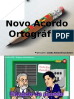 Novoa Acordo Ortográfico - scribd