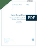 Dignity Through Discourse