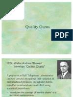 # 1. QA Basics - Quality Gurus