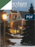 Mercyhurst Magazine - Winter 1997-98