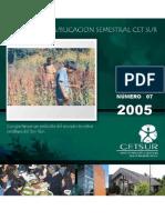Experiencia de Investigacion Participativa en La Recuperacion de La Kinwa Mapuche