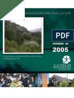 Marco conceptual para la restauración -de ecosistemas en territorio mapuche