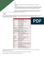 Códigos y lenguajes utilizados en CNC