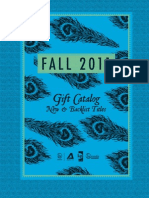 F+W Media Fall 2011 Gift Catalog
