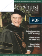 Mercyhurst Magazine - Winter 2007
