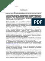 CNC Press Release June 28, 2011