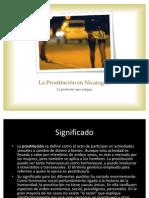 La Prostitución en Nicaragua