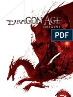 Dragon Age PC Manual (DE)