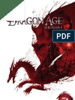 Dragon Age PC Manual (ES)