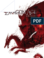 Dragon Age PC Manual (ES)