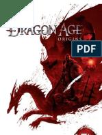 Dragon Age PC Manual (NL)