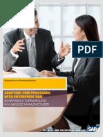 Adapting CRM Processes With Enterprise SOA