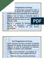Uso de Força 2010