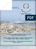 Catalogo Aquarius Universal