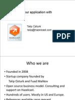 54202488 Hazelcast Presentation