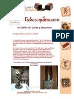Salon Del Cacao y Chocolate Techocoquiero