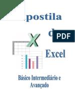 Apostila Do Excel Básico Intermediário E Avançado