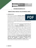 AGCOLLAO_ Informe de Gestion 2010-1[1]