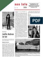 Gefangenen Info #309
