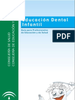 Manual de Educacion Bucal
